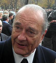 Deux ans de prison avec sursis pour Jacques Chirac