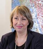 Marie-Anne Montchamp dans l'Ain
