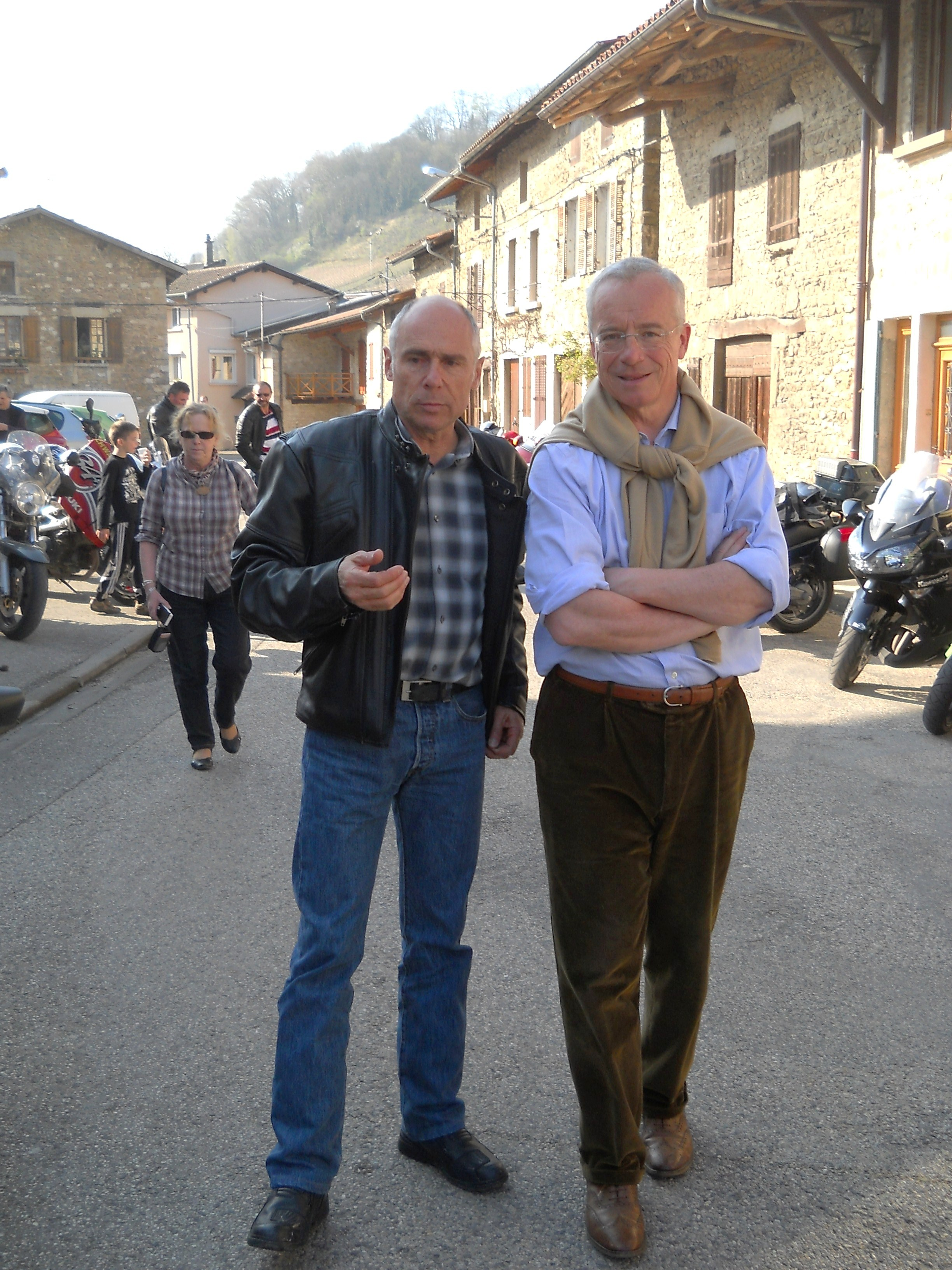 30 ans de la moto Vauxoise