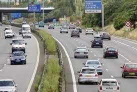Nuisances sonores de l'A6 et de l'A46 à Saint-Bernard