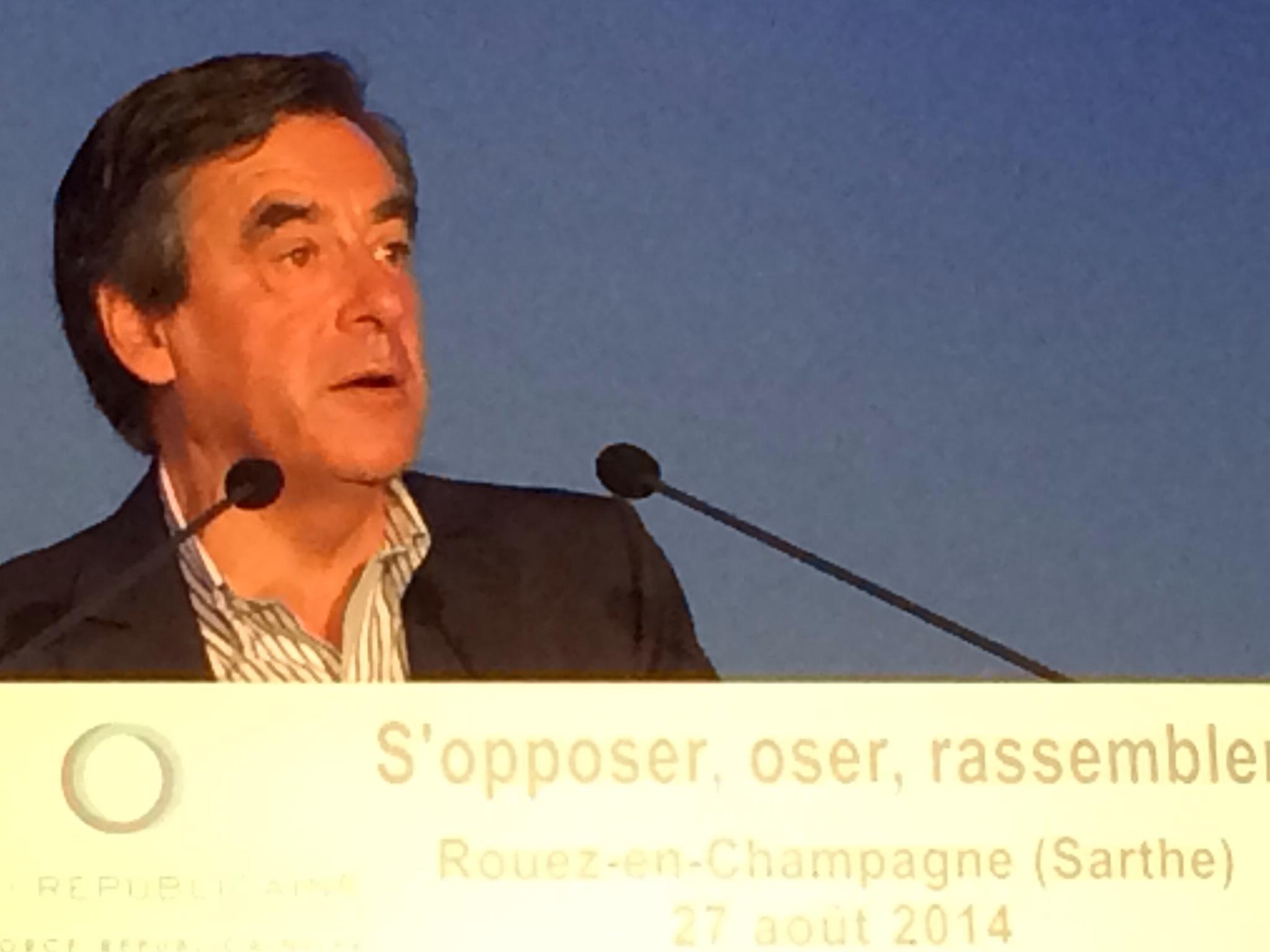 François Fillon propose 5  engagements pour redresser nos finances publiques et libérer la croissance