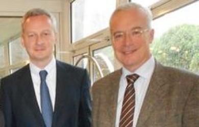 Je parraine Bruno Le Maire pour l'élection du président de l'UMP