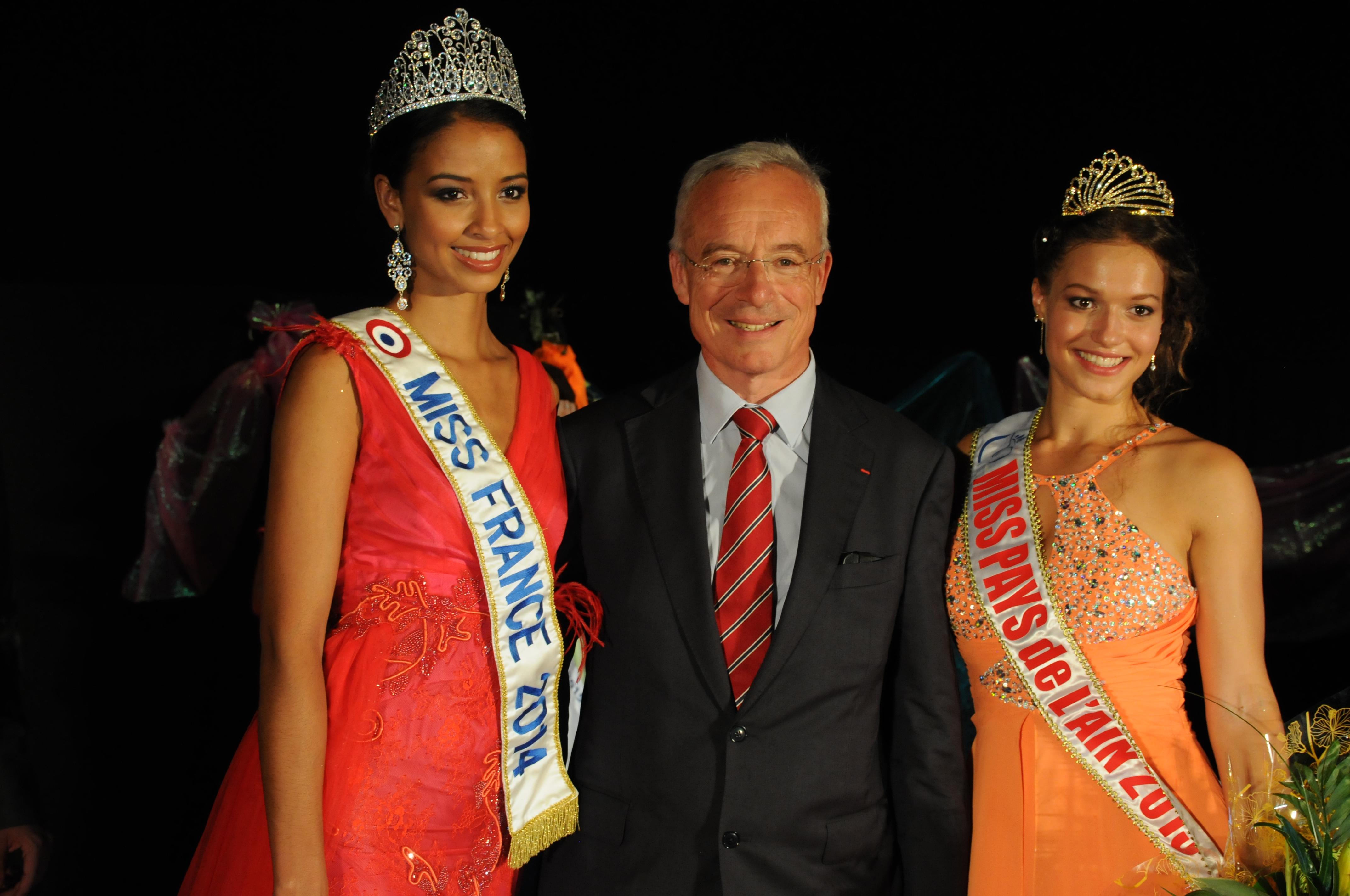 Election de la nouvelle Miss Pays de l'Ain
