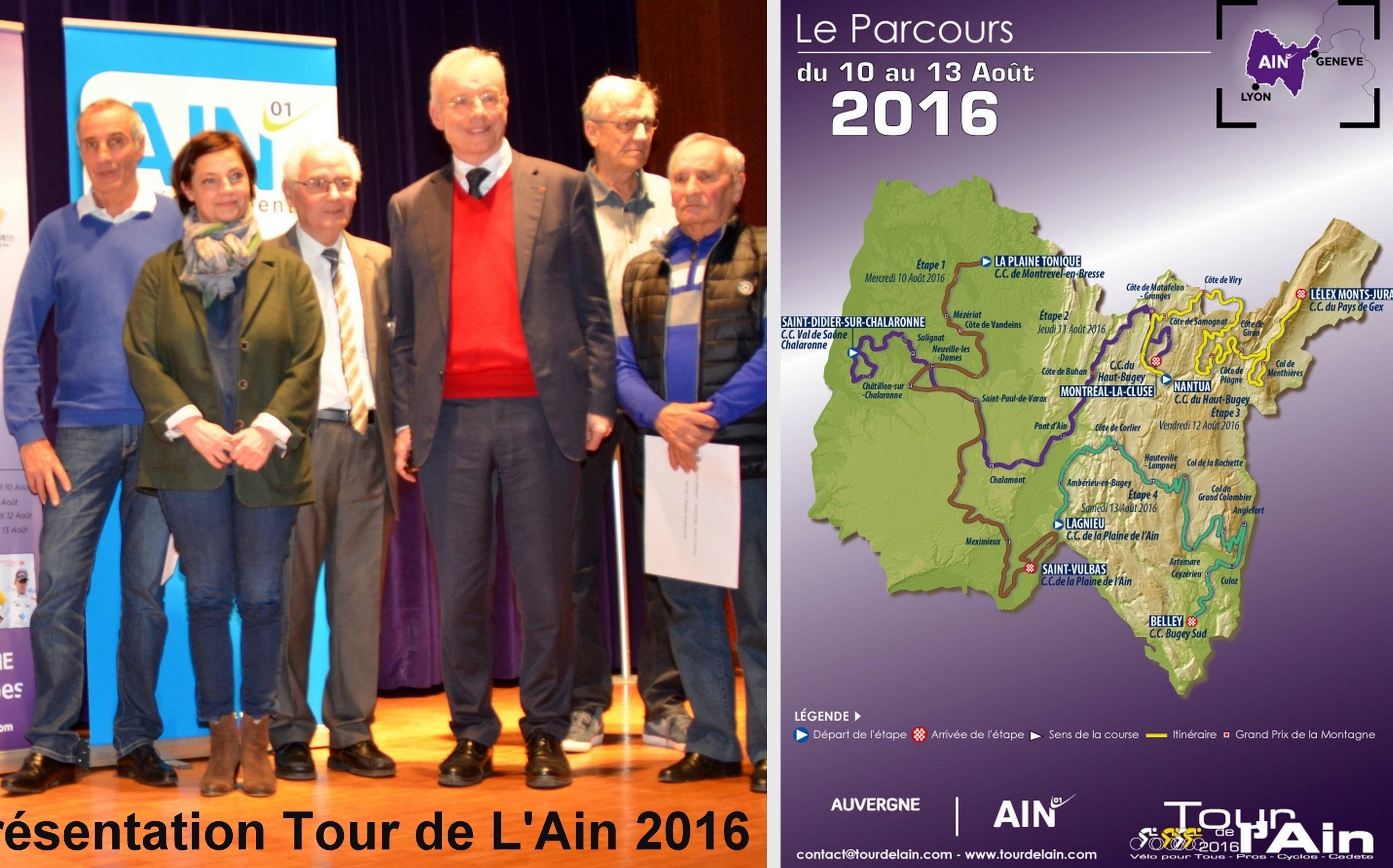 Tour de l'Ain 2016