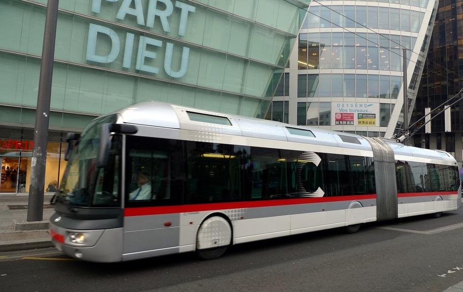 Une ligne de Bus à Haut Niveau de Services  (BHNS) pour relier Trévoux à Sathonay