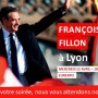 meeting Fillon Lyon