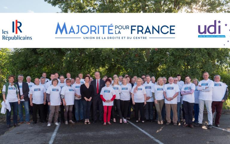 On ne fait rien tout seul : avec les 58 référents communaux de mon équipe de campagne