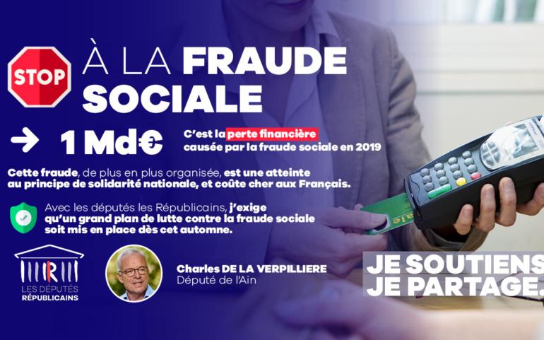 Stop à la fraude sociale