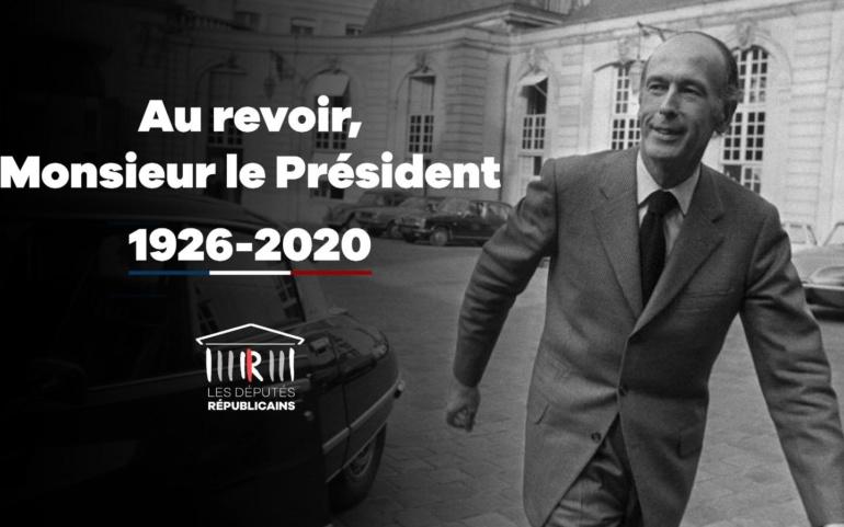 Valéry Giscard d'Estaing, Président de 1974 à 1981, a modernisé la société française et a contribué de façon décisive à l'édification de l'Europe. Il fut un grand homme d'Etat.